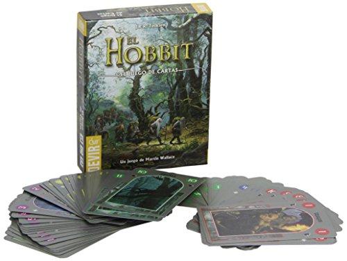 Devir Hobbit, el Juego de Cartas. BGHOBMN
