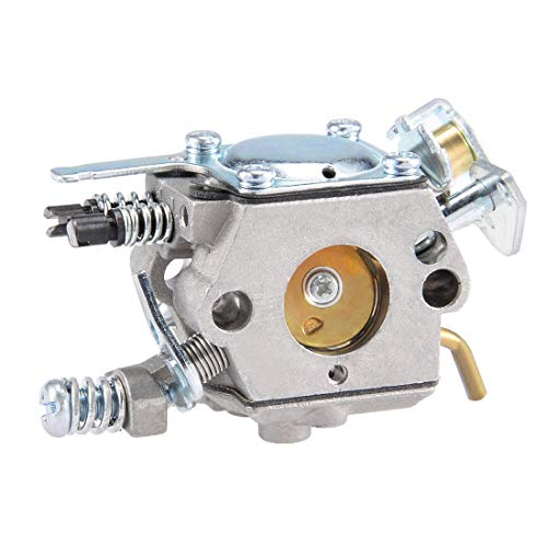 ZCHXD Carburetor 530071987 Carb Fits Husqvarna 36 41 136 137 141 142  Chainsaw Parts Walbro WT-834 WT-657 Engine