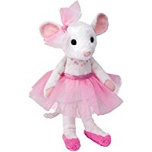 Cuddle Toys 669 Petunia BALLERINA MOUSE Maus mit Ballet Tutu Kuscheltier Plüschtier Stofftier Plüsch Spielzeug