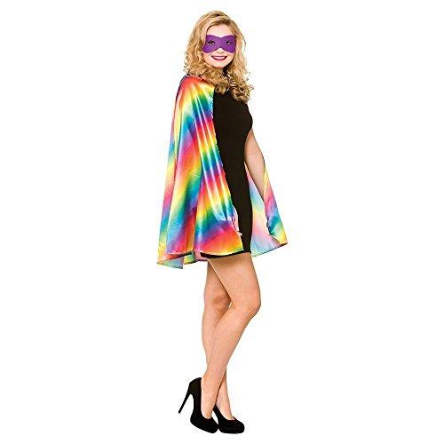 uperhero Cape und Maske Kostüm ... (Gay Kostüme Für Halloween)