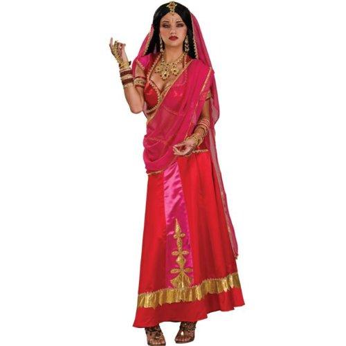 Kostüm-Set (Bollywood Kostüm)