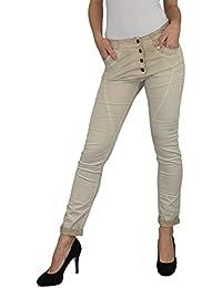 S&LU top-angesagte Damen-Jeans im aktuellen Boyfriend-Style S-XXL (2XL), tolle Farbauswahl