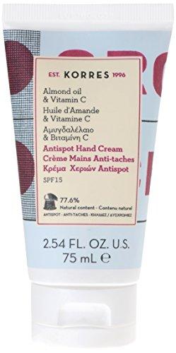 Korres Almond Oil & Vitamin C Antispot Crema de Manos y Uñas - 75 gr