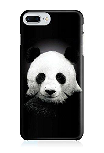 COVER SCHWARZ PANDA Handy Hülle Case 3D-Druck Top-Qualität kratzfest Apple iPhone 6 / 6S