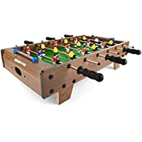 Power Play TY5893DB Table Top Football Foosball Game