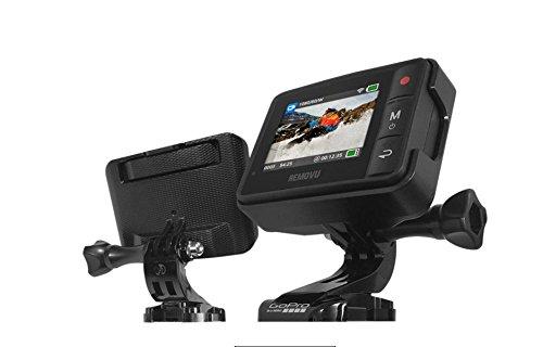 Removu-R1-Sistema-Wi-Fi-Remote-per-Camera-GoPro-Mit-Passendem-GoPro-HalterCradle-NeroAntracite