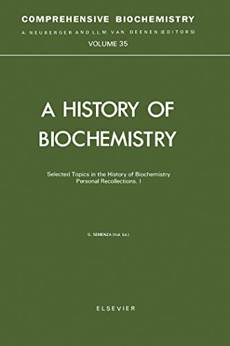 Selected Topics in the History of Biochemistry: Personal Recollections, Part I (ISSN) (English Edition)