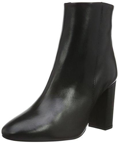 Buffalo London Es 30788 Gland, Bottes Basses Avec Rembourrage Léger Femmes Noir (noir (preto 01))