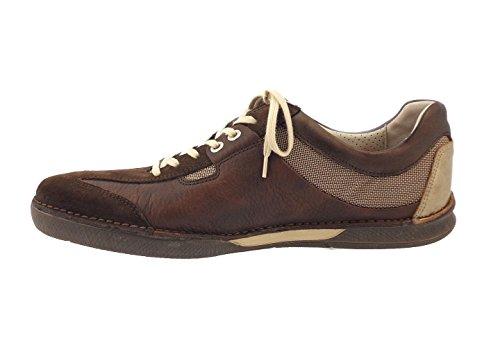 Chaussures Lacets FLUCHOS-7535-4 Coloris Marron
