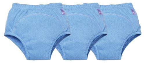Bambino Mio, Trainingshose, Blau, 3+ Jahre (3er Packung) (Vital-produkte)