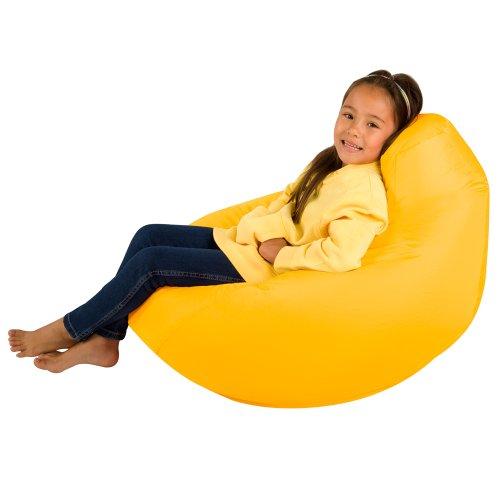 kids-hi-bagz-kids-bean-bag-gaming-chair-childrens-beanbag-water-resistant-yellow