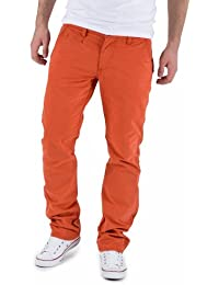 SELECTED HOMME Herren Hose Normaler Bund 16029629 Three Paris mango pants