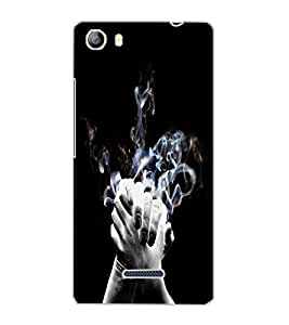 MICROMAX CANVAS 5 HANDS Back Cover by PRINTSWAG