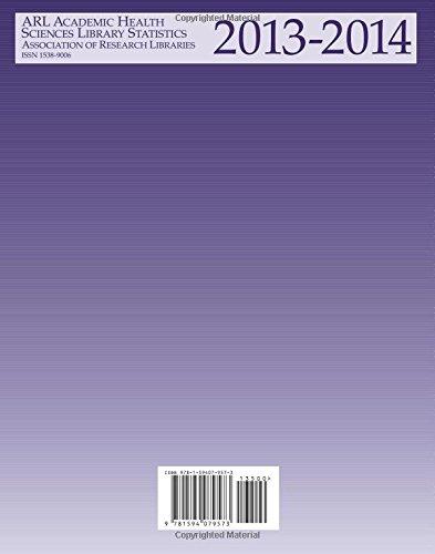 ARL Academic Health Sciences Library Statistics 2013-2014
