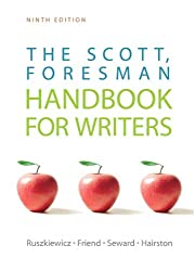 The Scott, Foresman Handbook for Writers (Mycomplab)