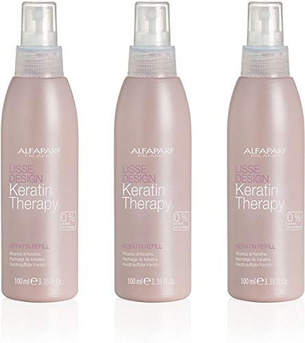 Alfaparf Lisse Design Keratin Therapy Keratin Refill 3 x 100 ml