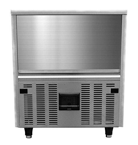 CE ETL zertifiziert, 100 kg/Tage, gewerbliche Eismaschine, Eiswürfelbereiter, Eiswürfelbereiter, Eiswürfelbereiter, Eiswürfelbereiter, Eiswürfelbereiter