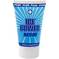 Ice Power Gel + MSM 200ml by Ice