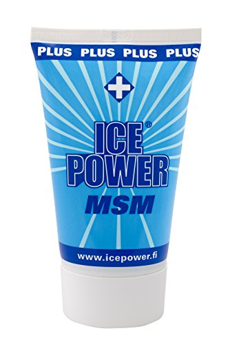 Ice Power Plus Kühlgel mit MSM, 1er