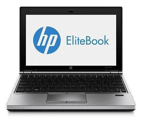 """HP EliteBook 2170p 2GHz i7-3667U 11.6"""" 1366 x 768Pixel 3G Nero, Argento (Ricondizionato Certificato)"""