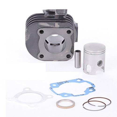 Kit cylindre 50 cc AC Sortie Droite 12 mm axe de piston Generic Roc 50 08-12