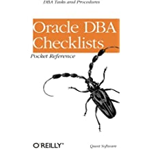 Oracle DBA Checklists Pocket Reference (Classique Us)
