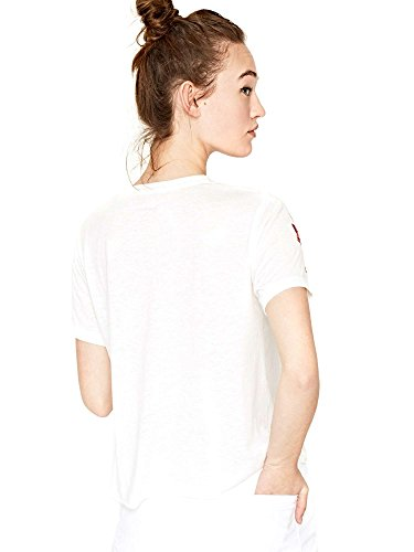 Pepe Jeans PL502832 T-Shirt Femmes Blanc