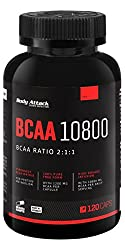 Body Attack Bcaa 10800 120 Cps