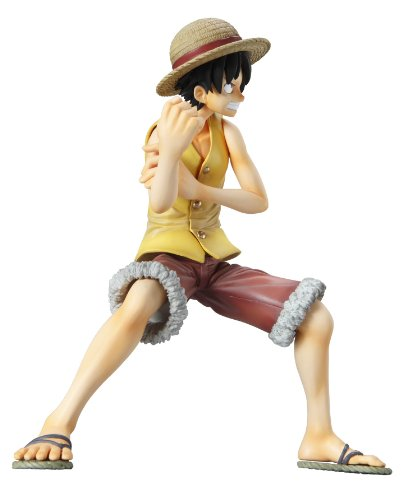 One Piece: Excellent Model P.O.P Neo DX Monkey D. Luffy Figure 1/8 Scale [Toy] (japan import) 8
