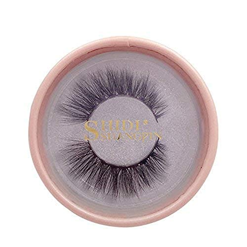 UNEEDIT Luxus 3D Falsche Wimpern Weiche Streifen Eyelashes Lang Natürliches Make-up Für Fashion Women (#70)