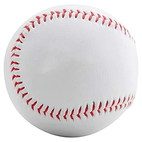 InvocBL 9-Zoll-Profi-Gummi-Baseballball Für Liga-Spiele, Übungen, Wettbewerbe, Geschenke, Andenken, Kunsthandwerk, Trophäen Und Autogramme -