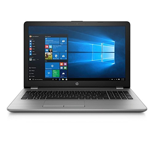 HP 250 G6 39,6cm (15,6 Zoll Full-HD) Notebook (Intel Core i7 bis 3,5Ghz, 16GB RAM, 500GB SSD, Intel HD, HDMI, Webcam, USB 3.0, WLAN, DVD-Brenner, Windows 10 Pro) #2337