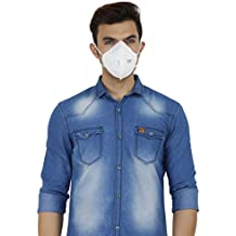 PureMe N95 Anti Pollution Mask- White