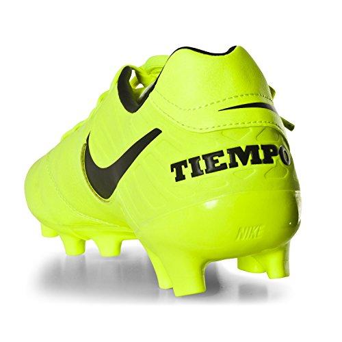 Nike Herren Tiempo Mystic V Fg Fußballschuhe gelb/schwarz