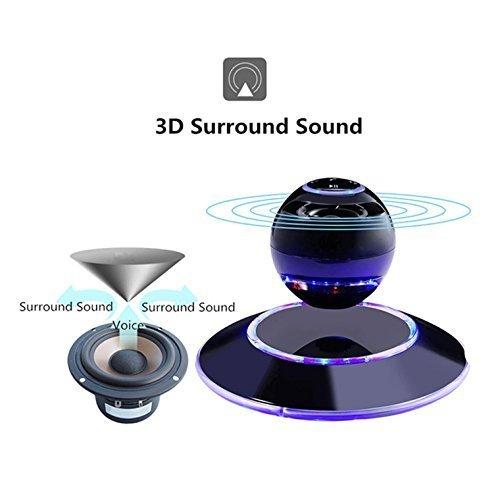 Schönheit & Gesundheit Haut Pflege Werkzeuge Led Make-up Spiegel Mit Licht Nacht Licht Multi-funktion Bluetooth Lautsprecher Audio Wiederaufladbare Licht Kleine Stereo Make-up Spiegel