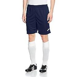 Joma Nobel - Pantalones cortos para hombre, color azul marino, talla L