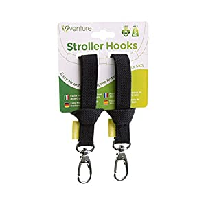 Venture Buggy Stroller Clips (Pack of 2)