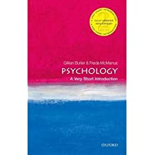 By McManus, Freda ( Author ) [ Psychology: A Very Short Introduction (Revised) By Mar-2014 Paperback