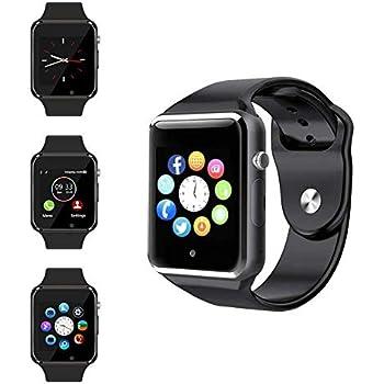 Smart Watch, Reloj Deportivo Smart Watch Fitness Tracker con ...