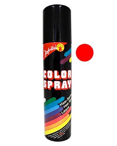 Farbiges Haarspray Rot (Halloween Haarspray Rotes)