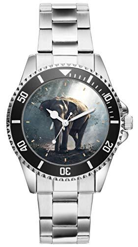 Elefante Regalo Artículo Idea Fan Reloj 20577