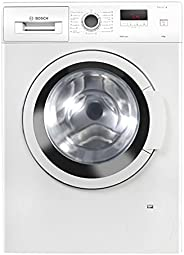 Bosch 6 kg 5 Star Touch Control Fully Automatic Front Loading Washing Machine with Heater (WLJ2006OIN,White)