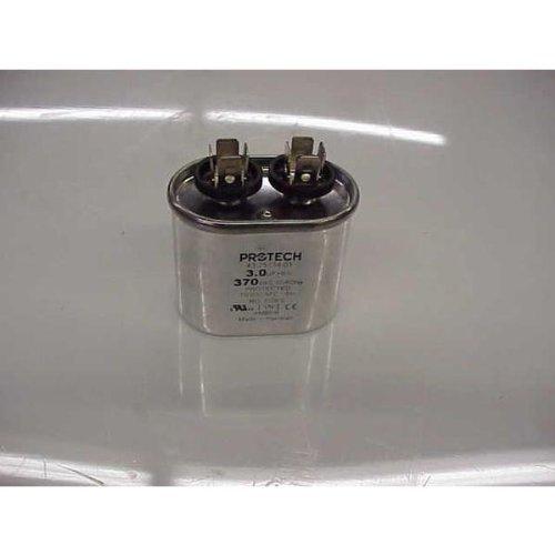 aerovox 3x 370V OV/Rheem 43-25134-013MFD X 370Volt Oval AC Run Kondensator -
