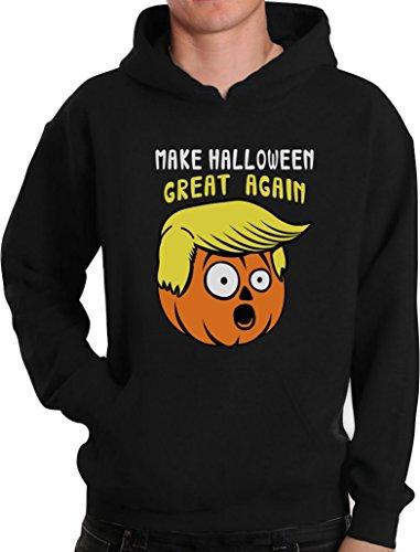 Green Turtle T-Shirts Witziges Geschenk Halloween Great Again Kapuzenpullover Hoodie XX-Large Schwarz
