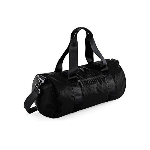 Bagbase Studio Barrel Sport Tasche Silber