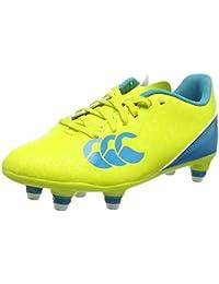 Canterbury Speed 2.0 Soft Ground, Chaussures de Rugby Garçon