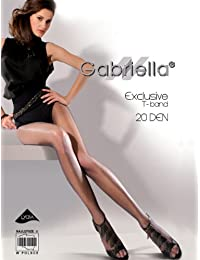 Collants Gabriella EXCLUSIVE T BANDE, 20 le