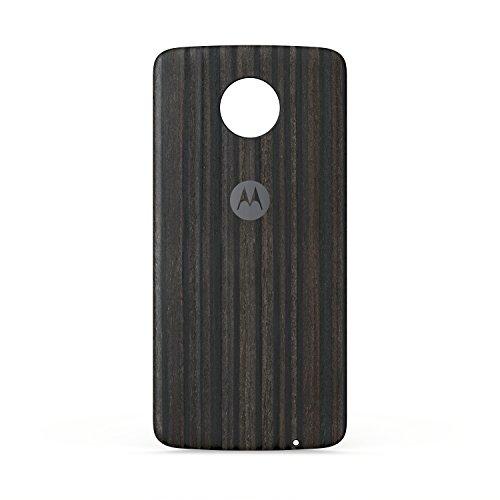 2020 ASMCAPCHAHEU Moto Mod- Funda móvil Style Shell, Color Charcoal Ash