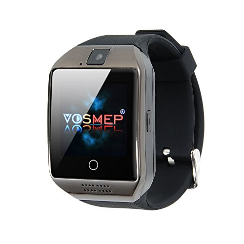 VOSMEP Reloj Inteligente Apro Smart Watch sorporte Facebook Whatsapp con Bluetooth 3.0...