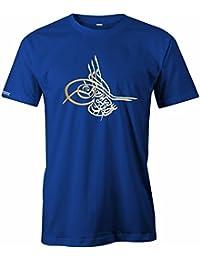 Tugra - Osmanisches Zeichen - Herren T-Shirt